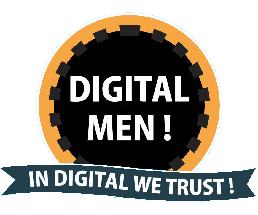 Digital Men - Analysons la transformation digitale !