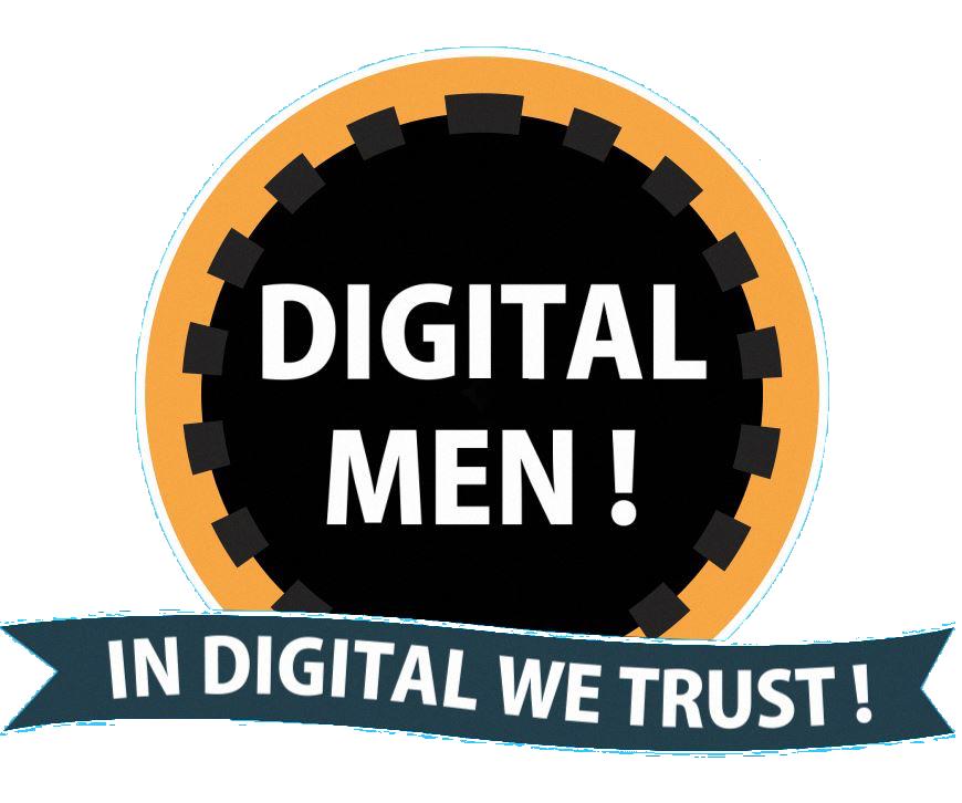 Digital Men - Cabinet de conseil en transformation digitale